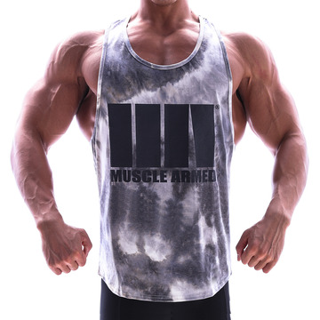 MUSCLE TANK TOP [WHITE]